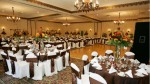 Hotels San Diego - Mission Valley Resort-Wedding Tables 2