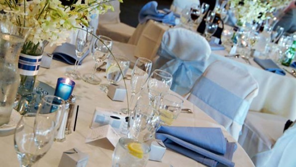 Hotels San Diego - Mission Valley Resort-Wedding Tables