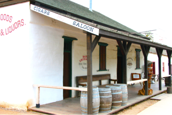 Old Saloon