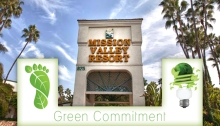 Green Commitment at Mission Valley Resort 2015