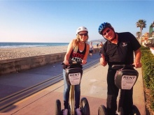 Have the Time of Your Life on a Segway Tour Around San Diego 1 by Cheyenne Wilkinson ‏May 2015