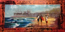 San Diego Fine Artist- Norm Daniels Brings Life to Illustrations