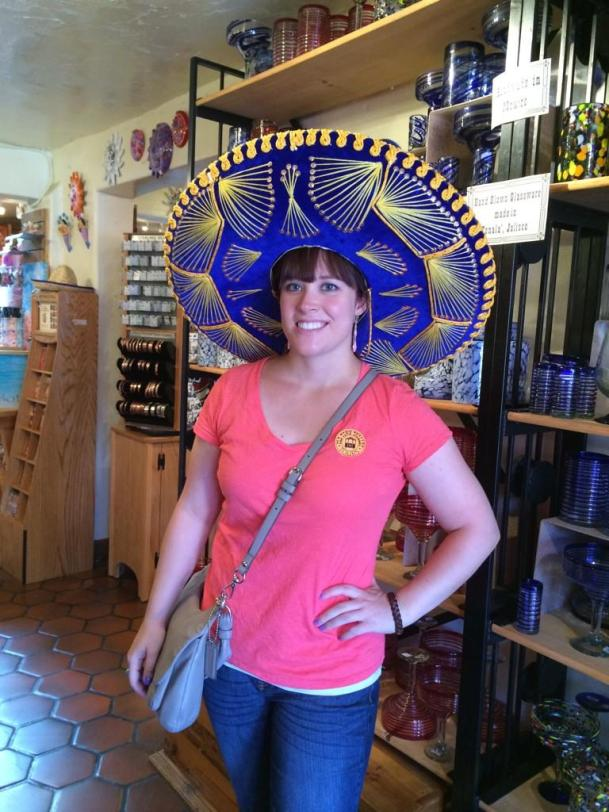 Accoding to Trish Old Town feels like Mexico - Photo Credit Trish Makov @trishhalfpint